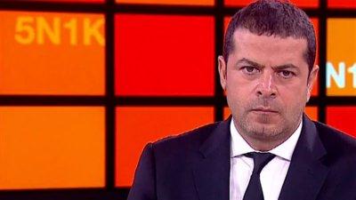 Cüneyt Özdemir taksici kavgasına dair İmamoğlu'na öyle bir çıkış yaptı ki 'kavgada söylenmez'!