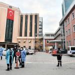 Gaziantep'te hastanede patlama ve yangın!