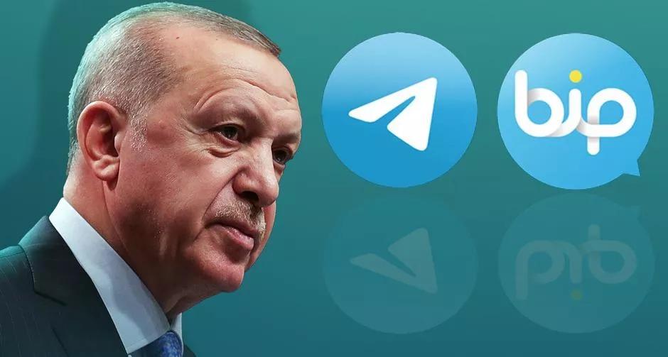 Erdoğan Telegram'da hesap açtı! Günlük programını buradan paylaştı!