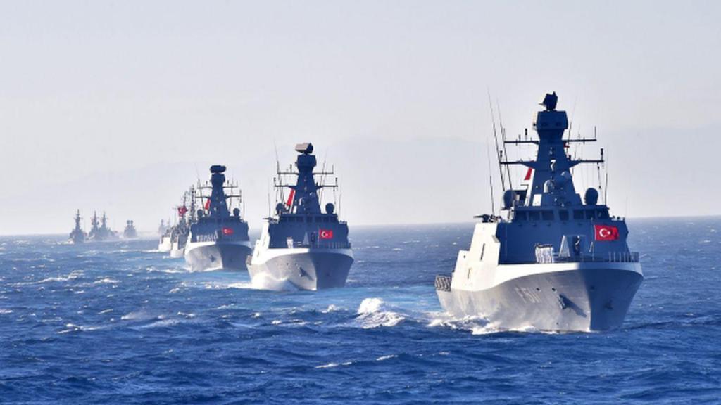 """israil strateji kuruluşu: """"En güçlü donanma Türkiye'nin…"""""""