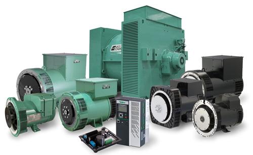 LeroySomer Electric Motors & Generators