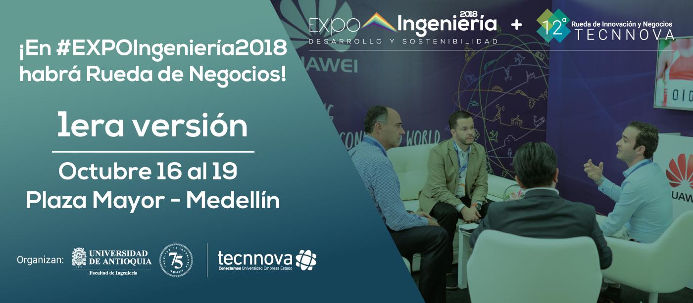 Expoingeniería Medellín 2018