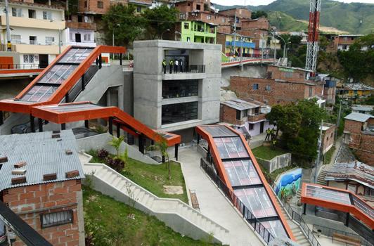 Cooperación Internacional Medellín