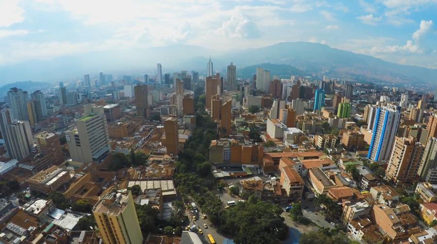 Existe un lugar llamado Medellín