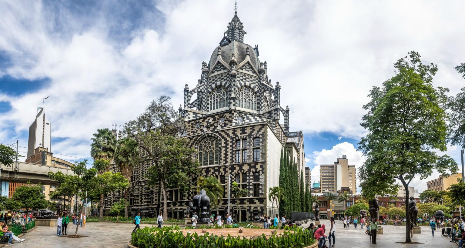Medellín, Ciudad Global