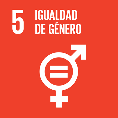 ODS 5 - Igualdad de género