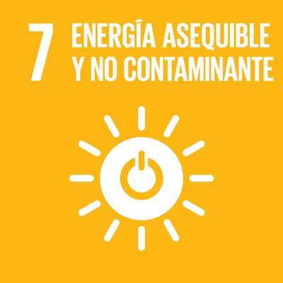 ODS 7 - Energía asequibley no contaminante