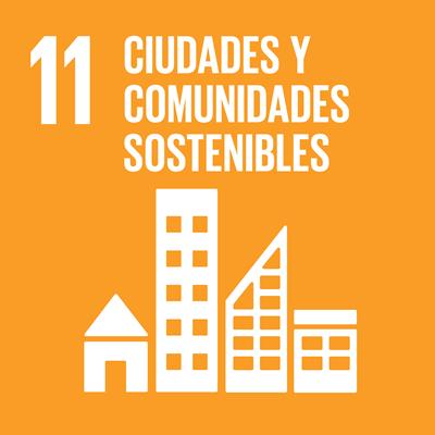 ODS 11 - Ciudades y comunidades sostenibles