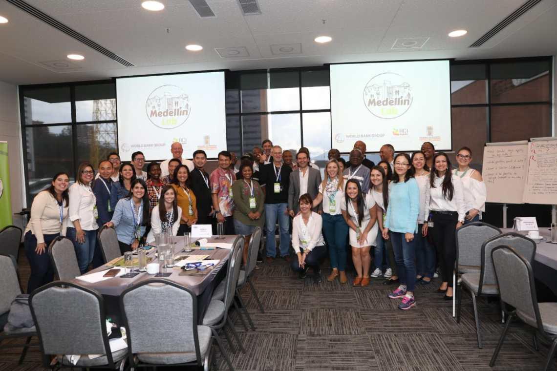 Medellín LAB, laboratorio de experiencias vivas de ciudad