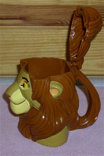 Lion King Toy Figurines