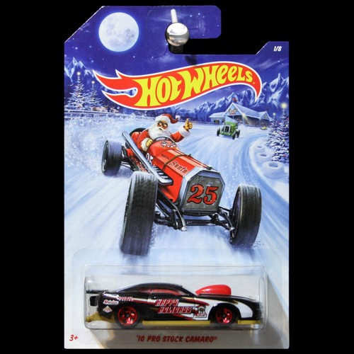 Hot Wheels 2014 Holiday Rods 2010 Chevrolet Chevy Pro