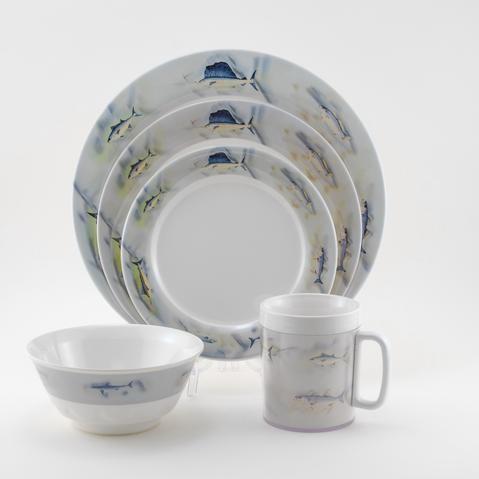 Galleyware Great Oceans Dinnerware Set