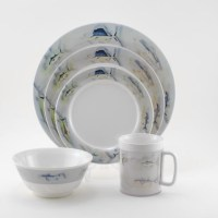 Galleyware Great Oceans Dinnerware Set