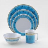 Galleyware Offshore Design Dinnerware Set - Sandie's ...