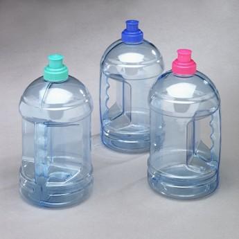 1 Liter Personal Plastic Sports Water Bottle Galaxy Mall
