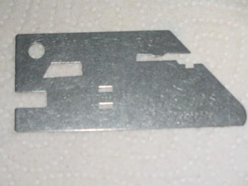 Carlton File O Plate For Sale