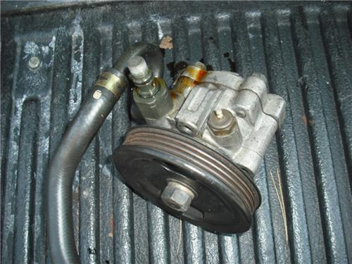 Mitsubishi 3000gt Power Steering Pump Gt Mitsubishi 3000gt Power