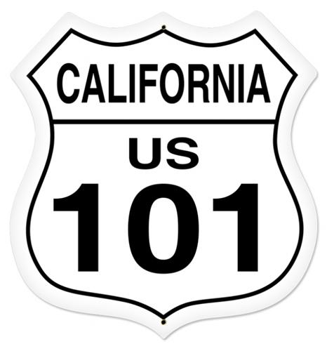 California Freeway Signs
