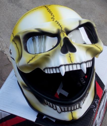 Face Shield Visor Mask Demon
