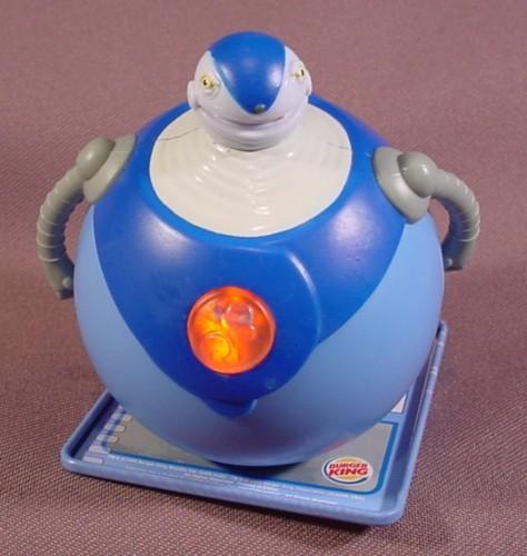 Robots Toys King Burger