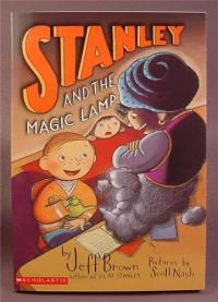 Stanley And The magic Lamp, Paperback Chapter Book ...