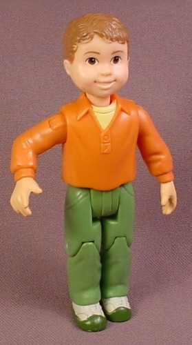 Fisher Price Loving Family Dollhouse Brother Son Grandson