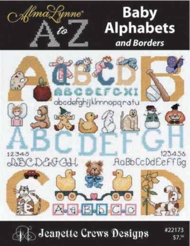 A To Z In Alma : Lynne, ALPHABETS, BORDERS, Cross, Stitch, Stash