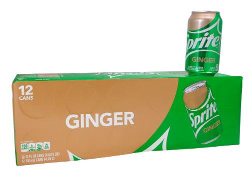 FRESH 12 Pk Sprite Ginger - Soda Emporium   Buy Soda Pop ...