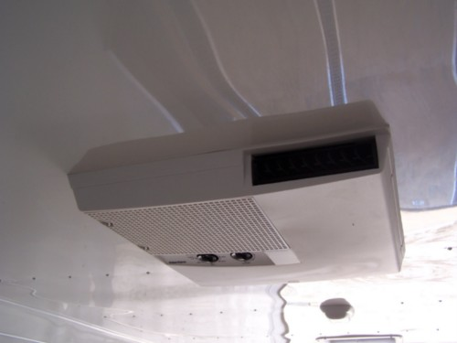 Side Air Vents Trailers