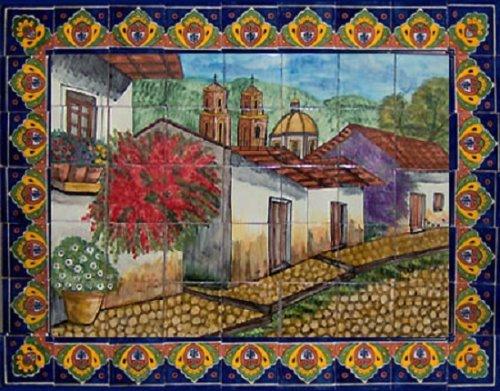 mexican tile net