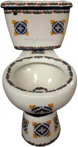 mexican toilet