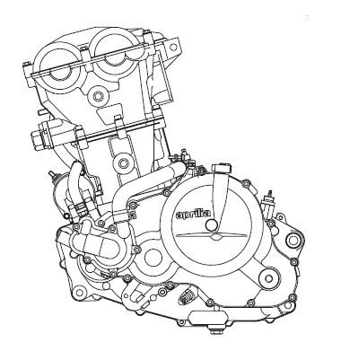 Aprilia Rotax Type 655 1995! PDF Engine Service/Shop