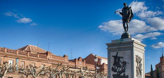 El Congreso de Cervantes, en Alcalá de Henares