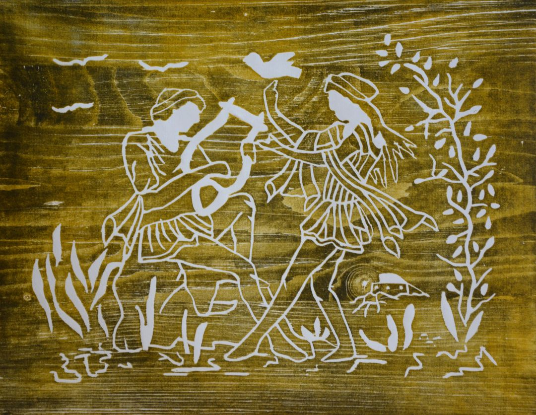 Orfeo y Euridice 1