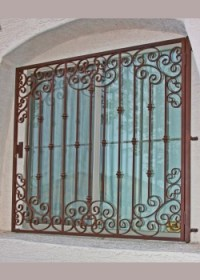 Decorative Burglar Bars For Windows | Zef Jam