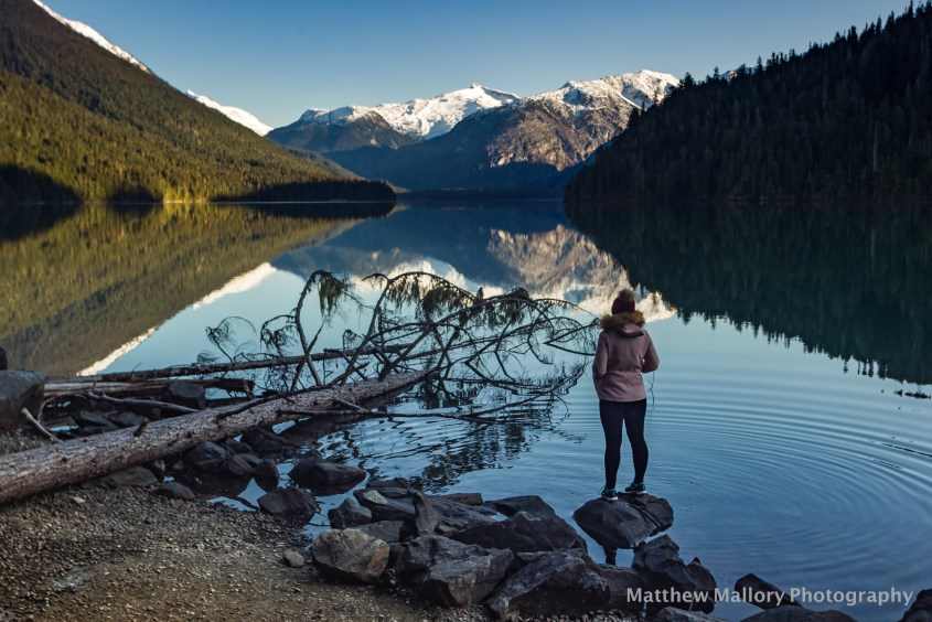 Cheakamus Lake - Whistler. How To Save Money in Whistler