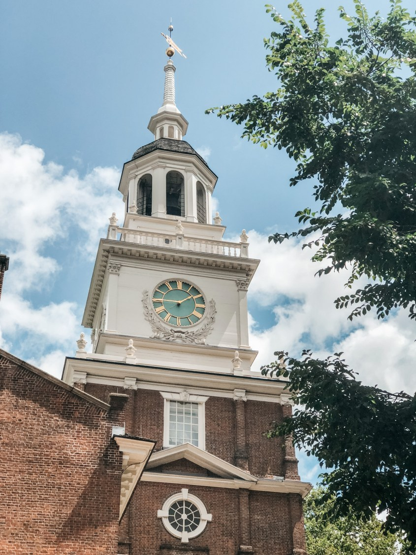 Independence Hall is one of the most important places in Philadelphia. Explore the building where the declaration of independence was signed.