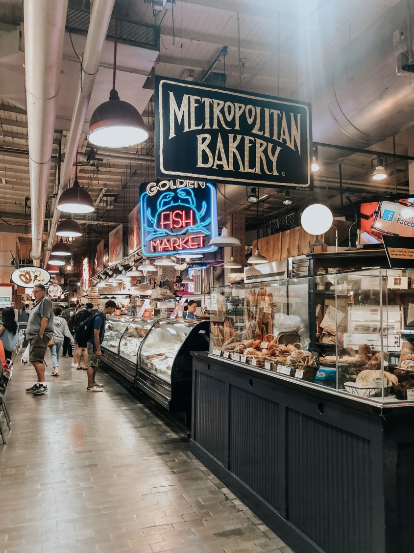 Reading Terminal Market is a must do during your 2 days in Philadelphia. Head here for all your foodie needs!
