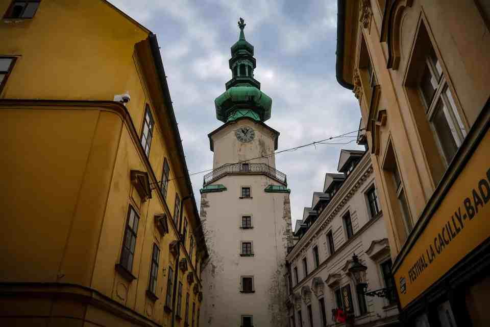 Michael's Gate - Bratislava, Slovakia