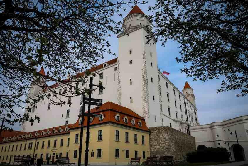 Bratislava Castle - Slovakia