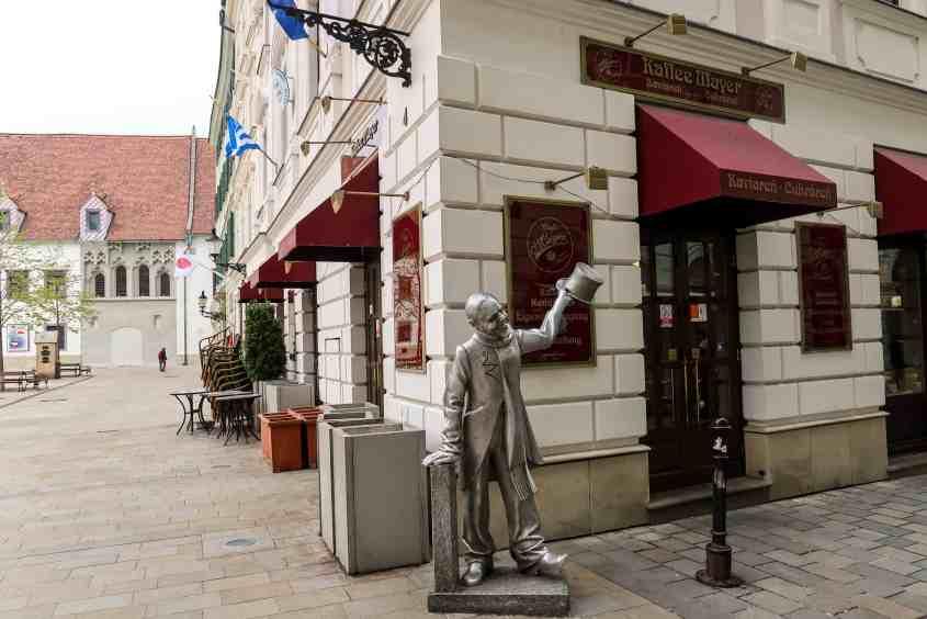 Cafe Mayer - Bratislava
