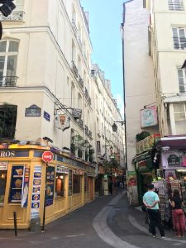 Latin Quarter - Paris, France