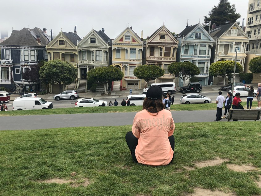The Painted Ladies - San Francisco