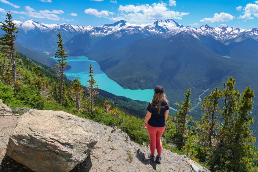 Cheakamus Lake - High-Note Trail