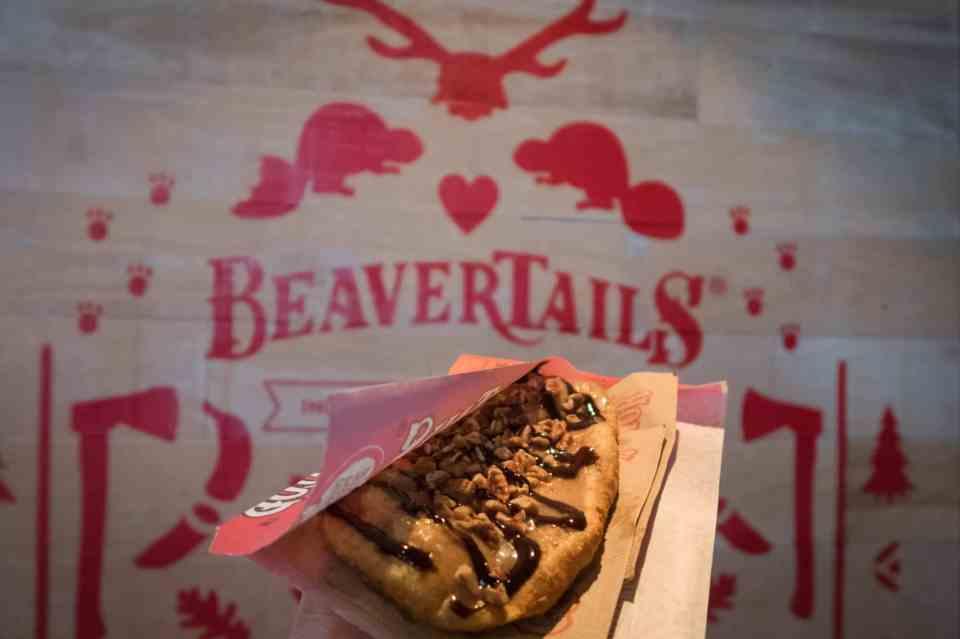 Beavertail Canadian Dessert