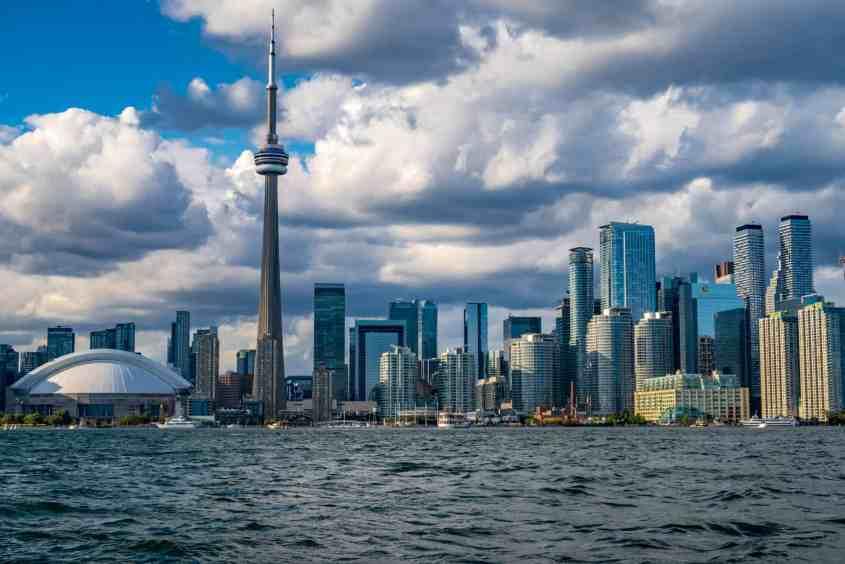 Harbour Cruise - Toronto Skyline