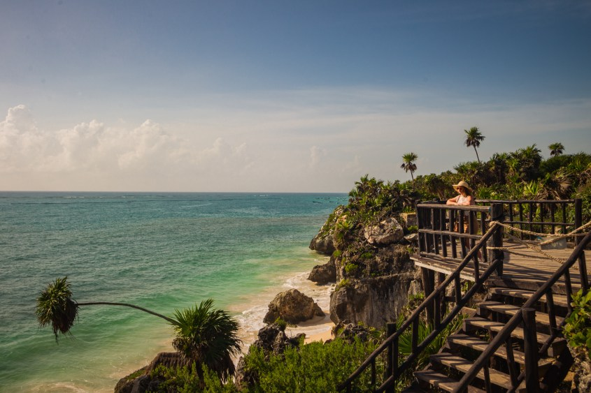 Tulum Ruins - The perfect day trip from Playa Del Carmen