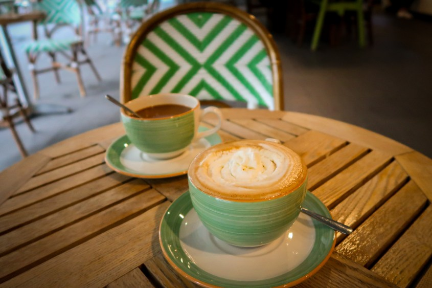 Honolulu Coffee Company, Vancouver