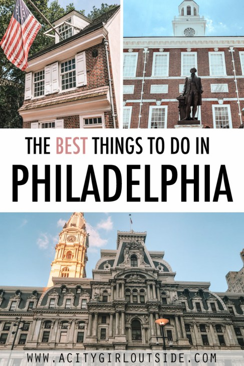 Wondering what to see and do in Philadelphia in 2 days? This Philadelphia visitors guide will take through some of Philadelphia's best historical sights and attractions