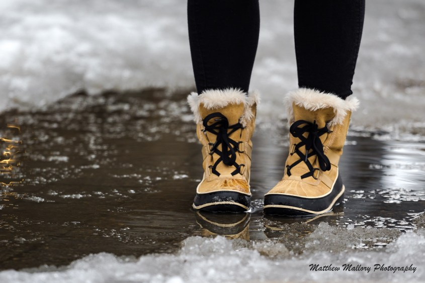 Sorel winter boots are the perfect slip-resistant shoes to wear in Canada in winter